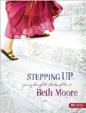 Women's bible study group, Stepping UP for Women by Beth Moore