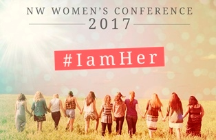 NW Women's Conference #IamHer - NW Women's Conference is a unique event, gathering women together in a place where they can be encouraged and empowered in their walk with Jesus.