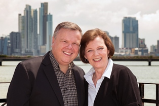 Rod and Sherry Boyd Missionaries to Panama Rod and Sherry were appointed by AGWM as missionaries to Panama in 1993 after 16 years of pastoral ministry and Christian education involvement in the Northwest Ministry Network. They have served in two principle ministry areas to raise up Christian leaders in Panama and throughout Latin America.